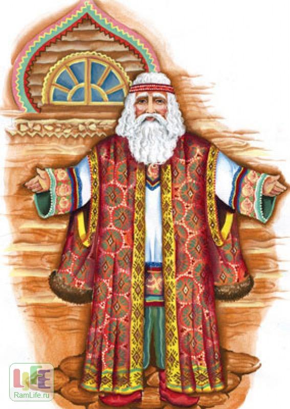 Костюм царя берендея своими руками