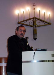 Валид Шебат, бывший палестинский террорист []