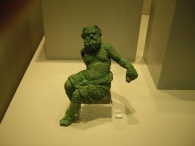 Бронзовая скульптура эпохи эллинизма