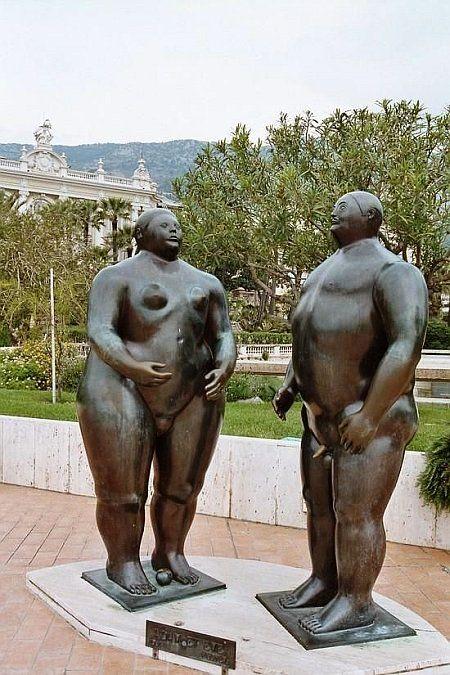Монте-Карло. Адам и Ева.  []