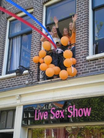 День рождения королевы Нидерландов - праздник всенародный []