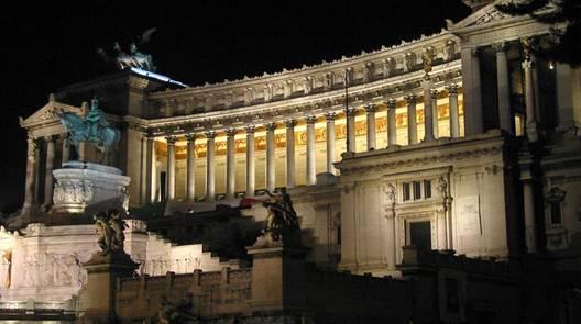 Алтарь Отечества - так правильнее сегодня называть этот  дворец-памятник Виктору Эммануилу II []