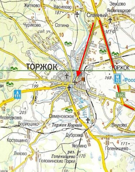 Тверь (Конаково, Торжок) 2009