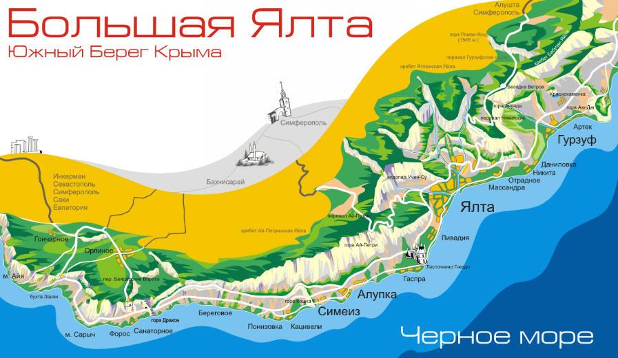 В Ялте изменят схему движения пригородных маршрутов Юлька в контакте кинула.