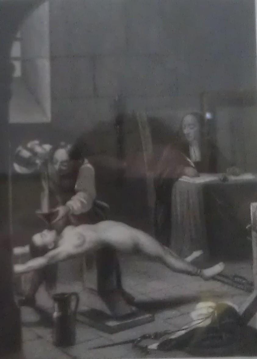 Пытки половых органов 17 фотография
