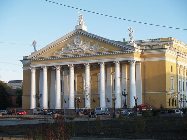 Челябинский театр оперы и
