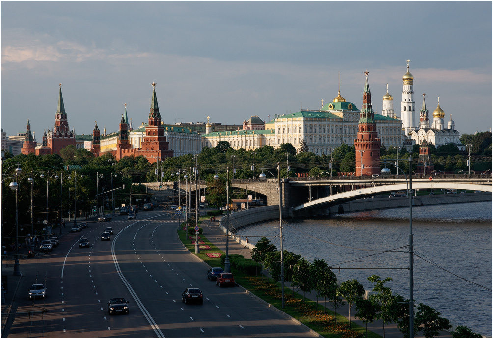 Московский Кремль []