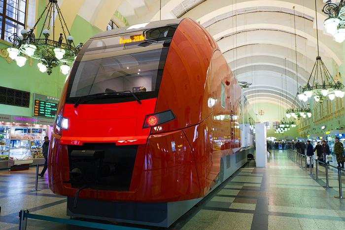 Казанский вокзал []