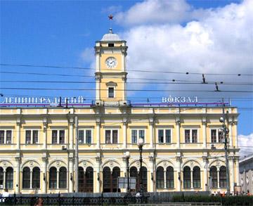 Реконструкция самого старого вокзала Москвы завершится в первом квартале 2013 года.