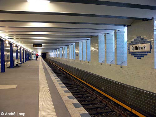 Берлин - метро []