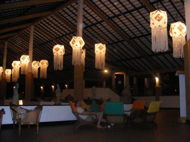 Amaya Lake Hotel - Recepsi []