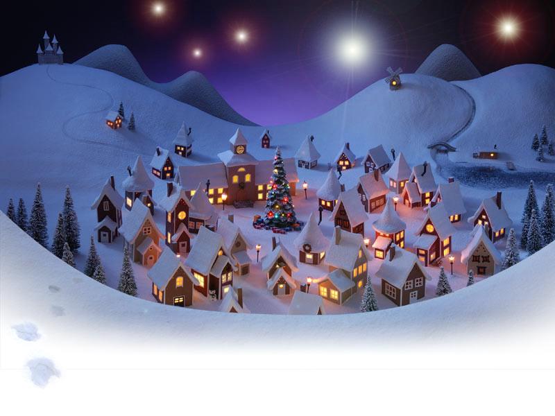 Новогодние обои - скачать картинки на Новый год 2012 для. www.ngoboi.ru...