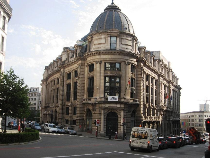 Европейская архитектура 19 века