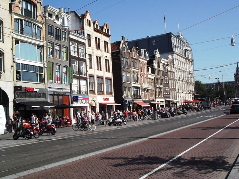 Жёны в амстердаме секс