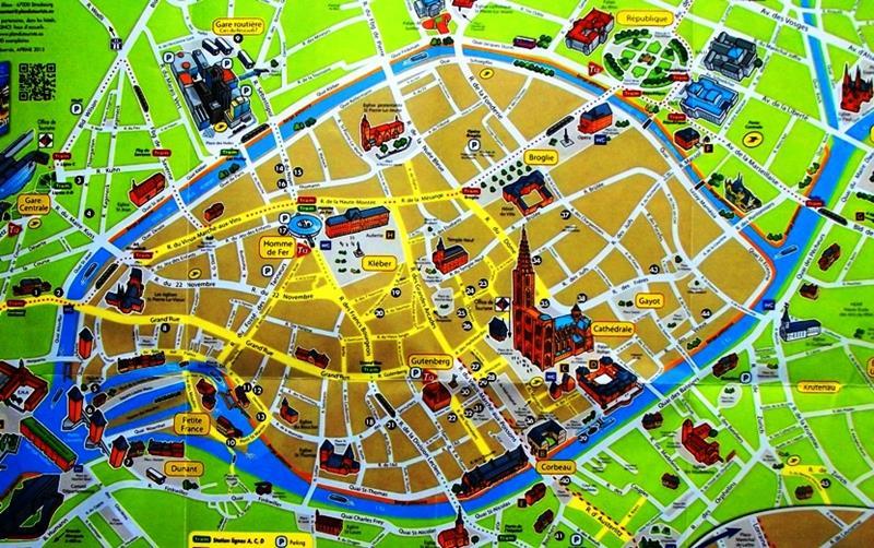 Strasburg Glazami Turista