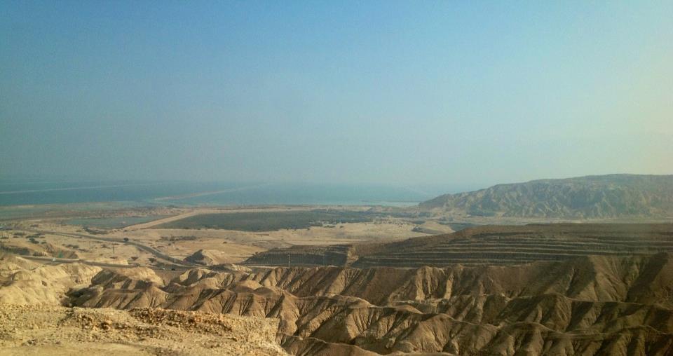 По дороге на Мертвое море [Шестаков Андрей]