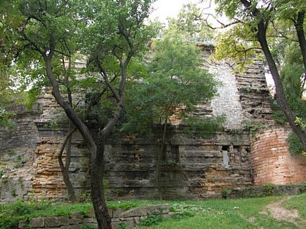 фото старые кладбища