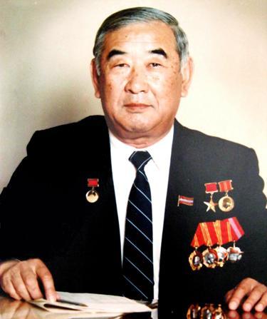 Фото 1. Хван Ман Гым. (фото из семейного архива Станислава Хвана) []