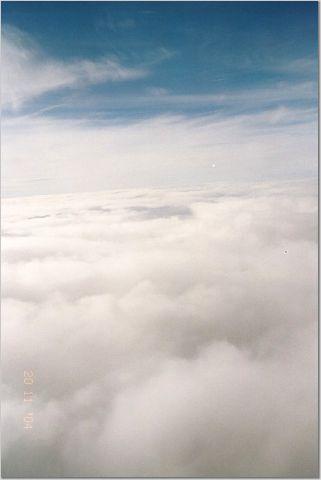 Облака, ну совсем не то, что хотелось [C.B.]